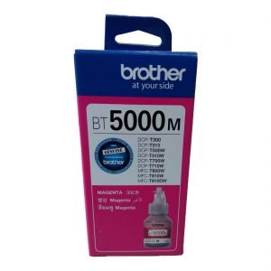 Brother BT5000M Magenta 50ML Genuine Ink Bottle