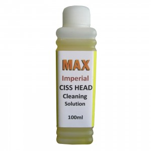 Max Imperial 100ML CISS Print Head Cleaning Solution Kit