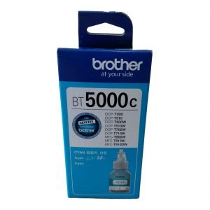 Brother BT5000C Cyan 50ML Genuine Ink Bottle