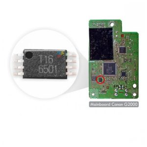 Chip IC EEPROM For Canon Pixma G2000 Printer