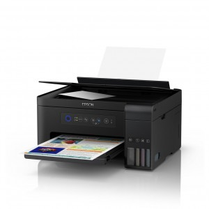 Epson L4150 All-in-One Wireless Ink Tank Colour Printer (Black)