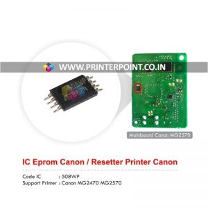 Chip IC EEPROM For Canon MG2470 MG2570 Printer