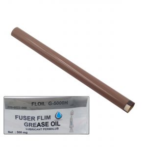 Fuser Film Sleeve High Quality With Grease Oil For Canon imageRUNNER iR2200 iR2800 iR3300 Printer (FM2-3353)