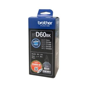 Brother BTD60BK Genuine Black Ink Bottle