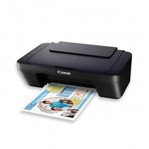 UnBoxed Canon PIXMA E470 All-In-One Printer With Wi-Fi