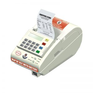 WeP BP 85T With Battery All in One Billing Printer