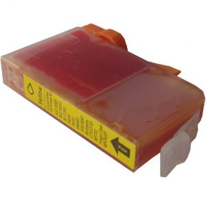 Max CN-003e Yellow Ink Cartridge Compatible For Canon BJC 3000 3010 MultiPASS MP700 Printer