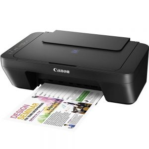 Unboxed Canon PIXMA E410 All-in-One Inkjet Printer