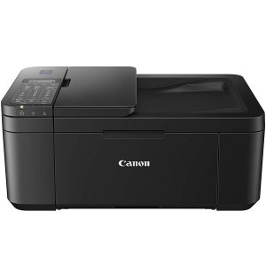 UnBoxed Canon E4270 All-in-One Ink Efficient WiFi Printer with FAX/ADF/Duplex Printing (Black)